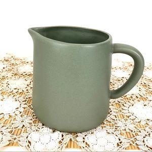 Magnolia Hearth & Hand Pitcher Stoneware Olive